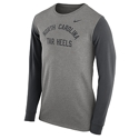 Nike L/S Elevated Essentials T (Grey/Anthracite Grey)