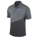 Nike Stadium Color Blocked Polo (Grey/Anthracite Grey)