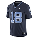 Nike #18 Game Replica Football Jersey (Navy)