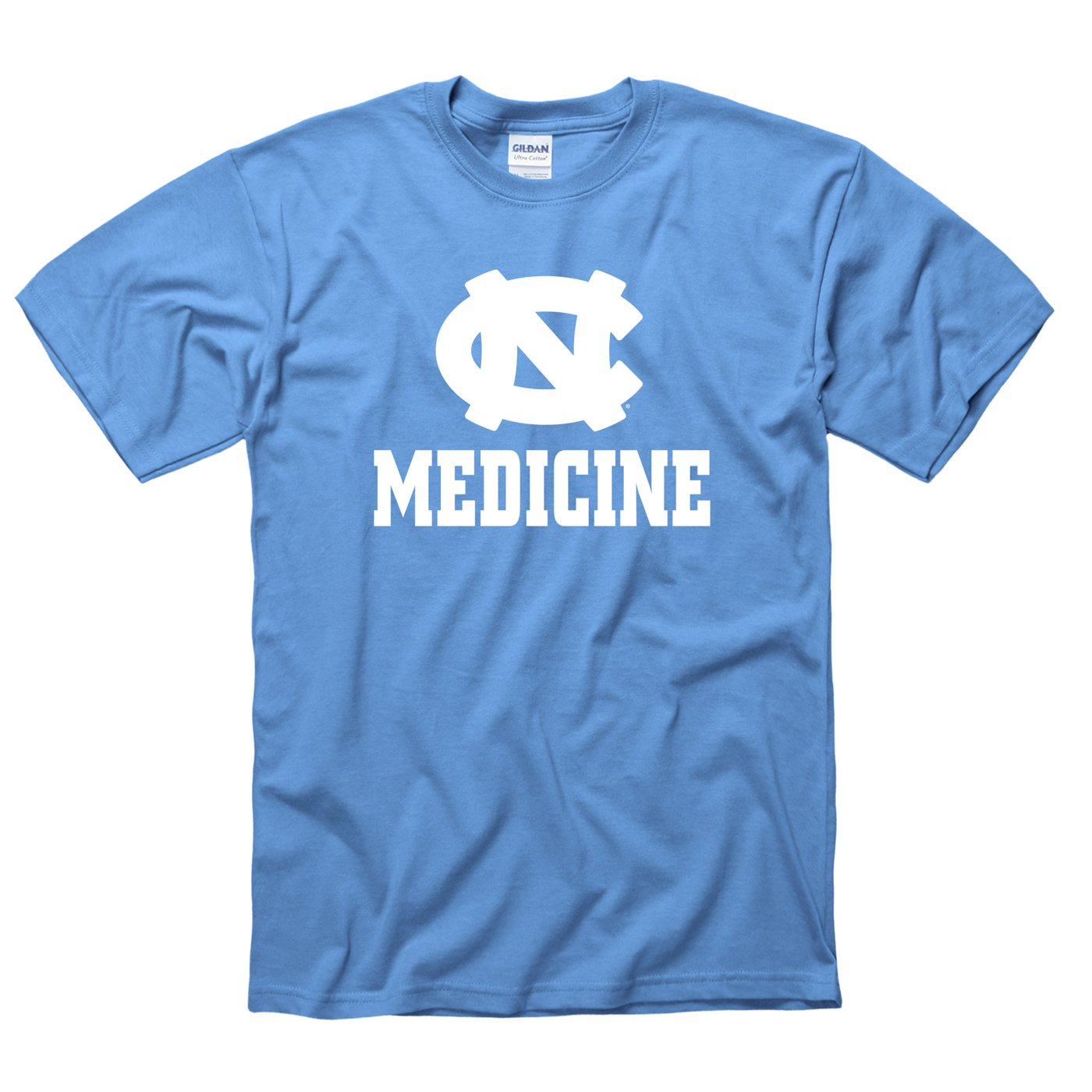 johnny t shirt north carolina tar heels school of