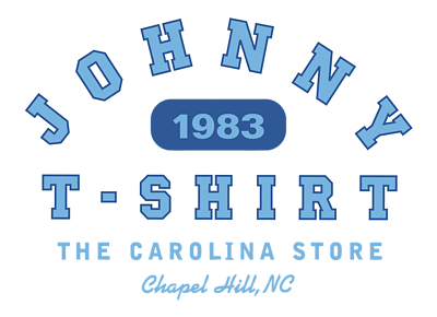 Johnny T-shirt Banner