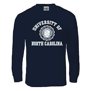e4b34d6db12 Johnny T-shirt - North Carolina Tar Heels - THE Source for UNC ...