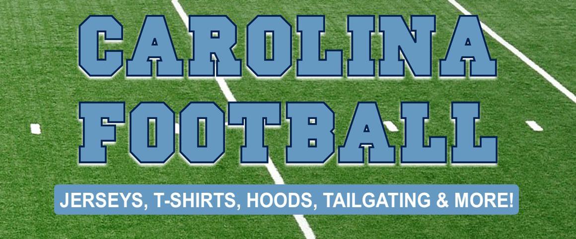 a5e020a0f5c Johnny T-shirt - North Carolina Tar Heels - Football -