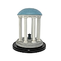 Tabletop Old Well Collectible