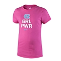 Youth GRL PWR T (Pink)
