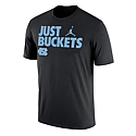 Nike Just Buckets T (Black)