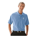 Old Well Soft-Blend Double-Tuck Polo (CB)
