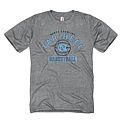 Drafted Vintage Basketball T (Graphite Grey)