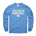 L/S Basketball Box Top T (CB)