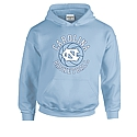 Youth Arch Around Basketball Hood (Light Blue)