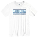 Basketball Stripe T (White)