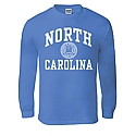Long Sleeve Campus Seal T (CB)