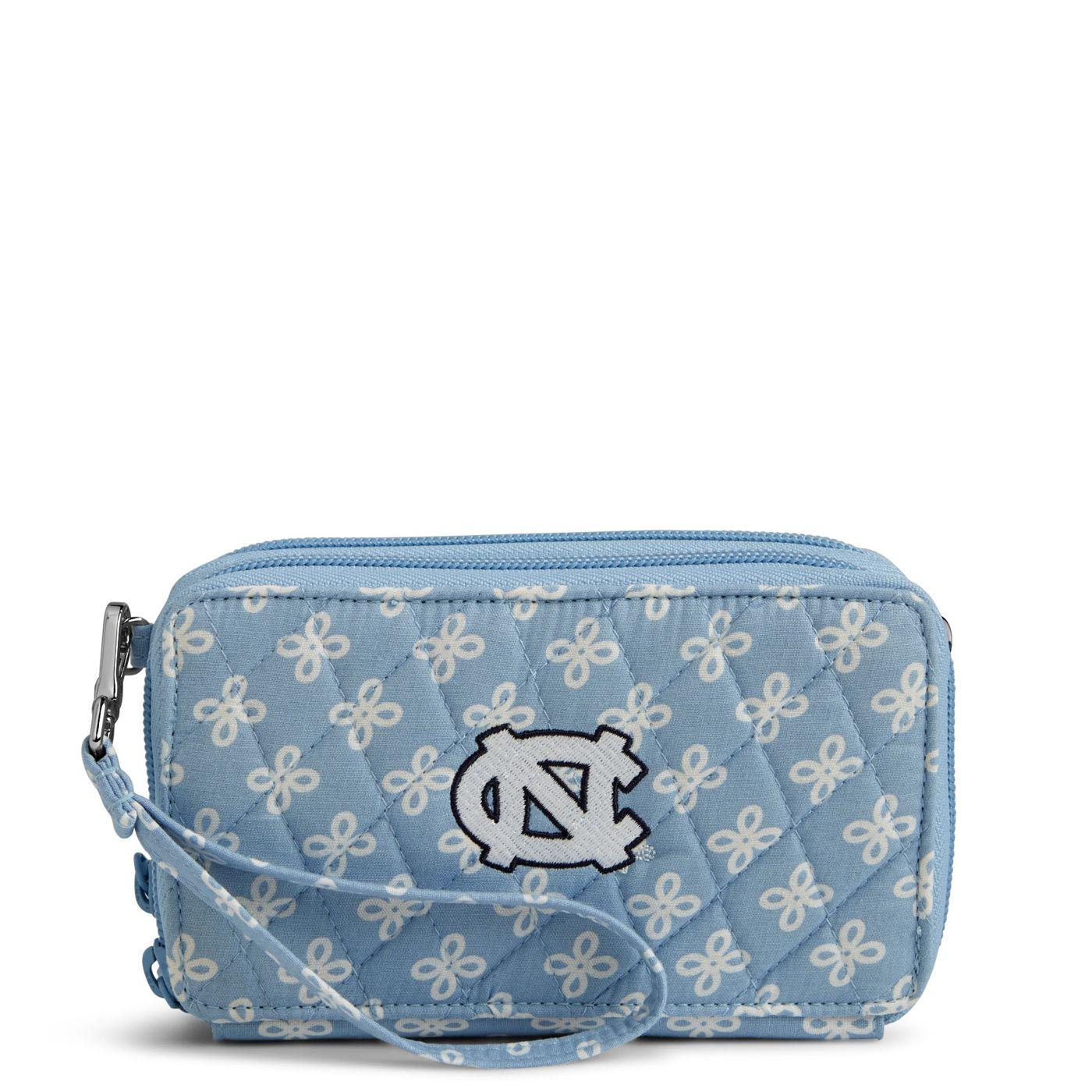 4564ecd045 Johnny T-shirt - North Carolina Tar Heels - Vera Bradley All In One  Crossbody Bag by Vera Bradley