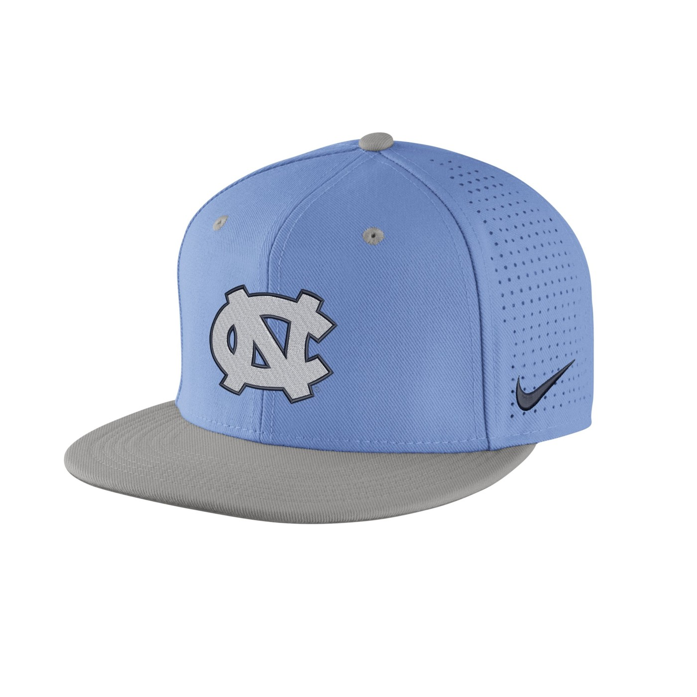 Johnny T-shirt - North Carolina Tar Heels - Nike Vapor Authentic Baseball  Flat Bill Fitted Hat (CB Grey) by Nike 703f57fd32f8