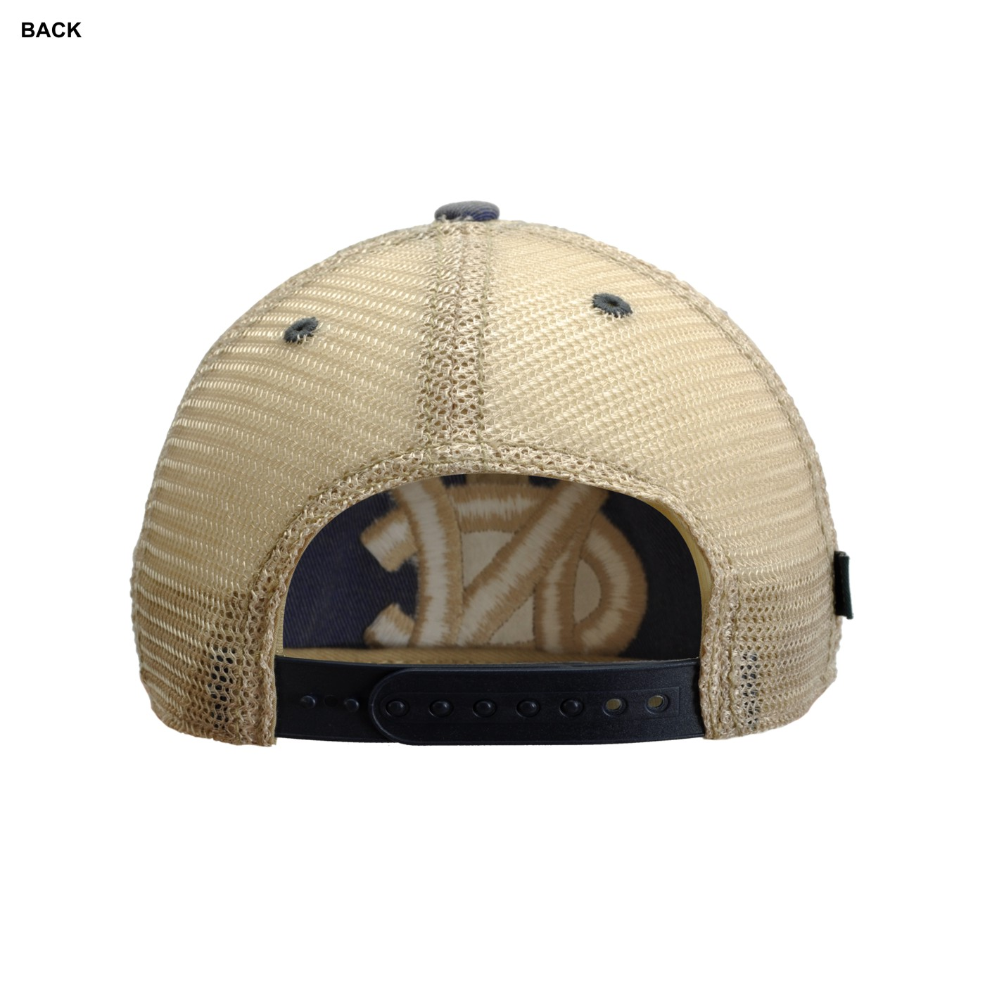 Reaction Mesh Trucker Hat (Navy) by Legacy