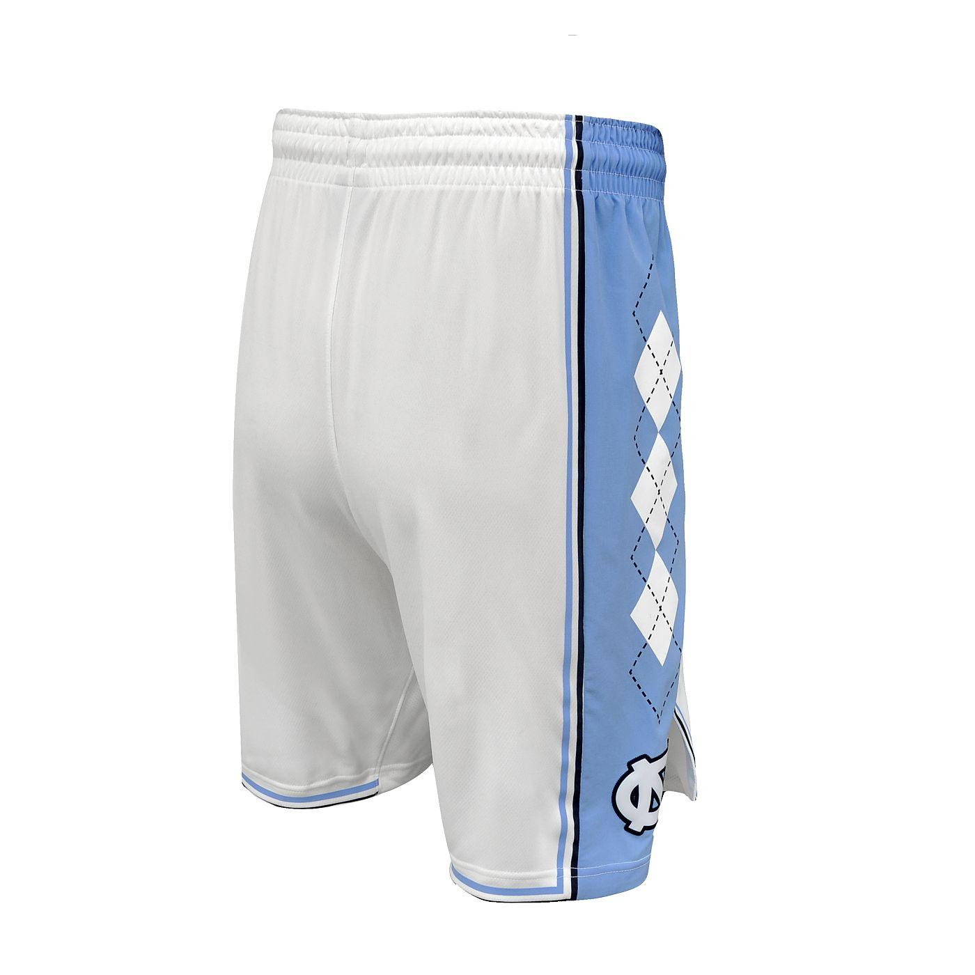 6345b28d19 Johnny T-shirt - North Carolina Tar Heels - Nike Authentic Basketball  Shorts (White) by Nike