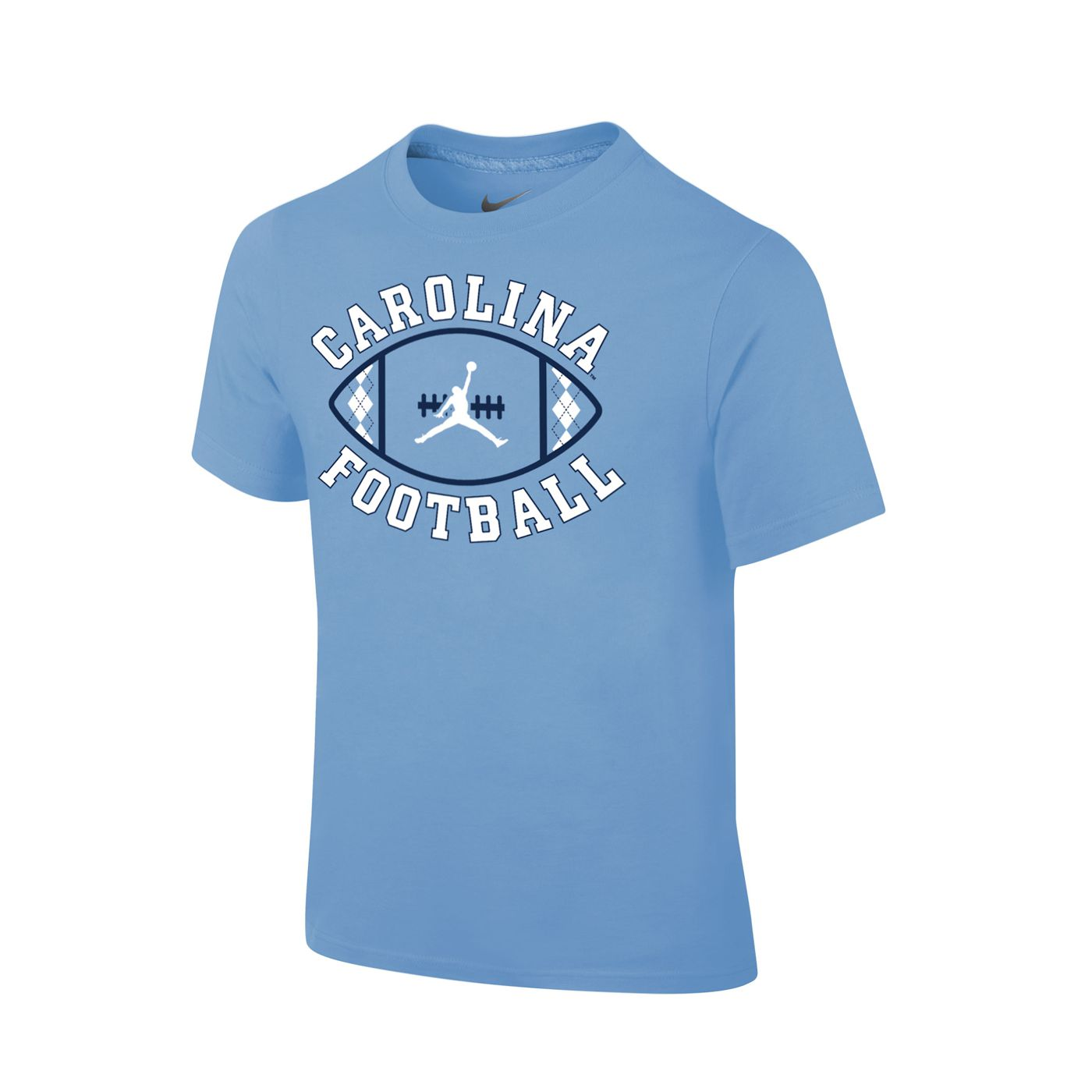 bfba5a69c129 Johnny T-shirt - North Carolina Tar Heels - Nike Football Activation Jumpman  T (CB) by Nike