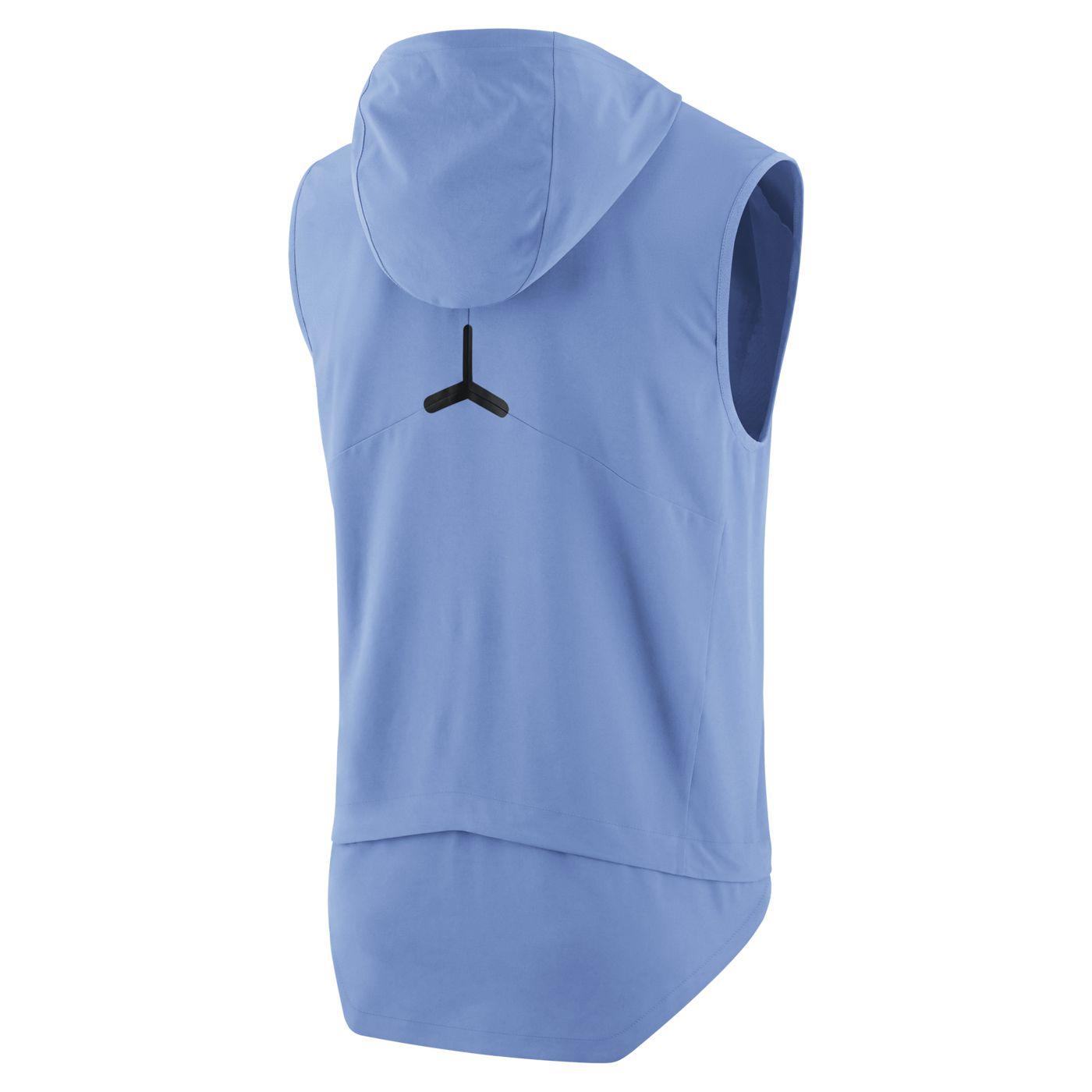 a4e46747b2cb Johnny T-shirt - North Carolina Tar Heels - Nike Flex Alpha Fly Rush Vest  (CB) by Nike