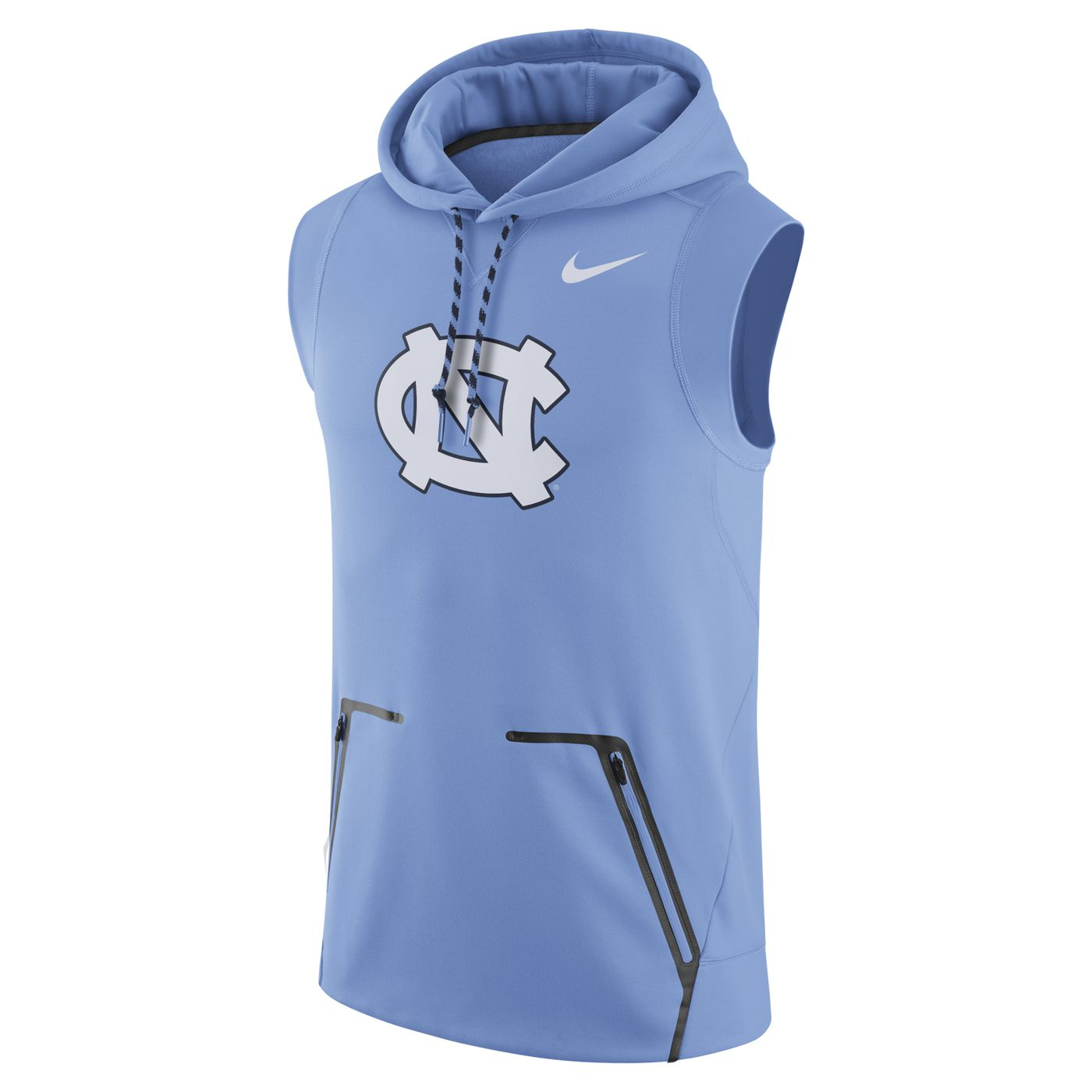 7a3530b2758e Johnny T-shirt - North Carolina Tar Heels - Nike Therma-FIT Hooded Vest  (CB) by Nike