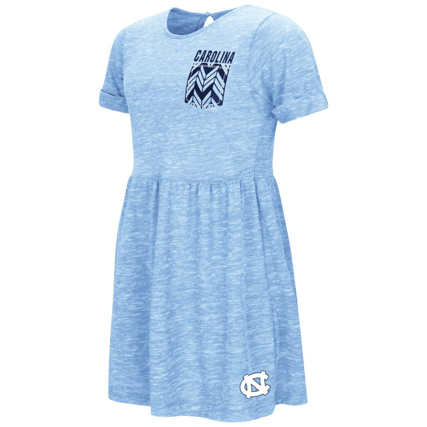 8ca208dea690 Johnny T-shirt - North Carolina Tar Heels - Youth Girls  Warm Up ...