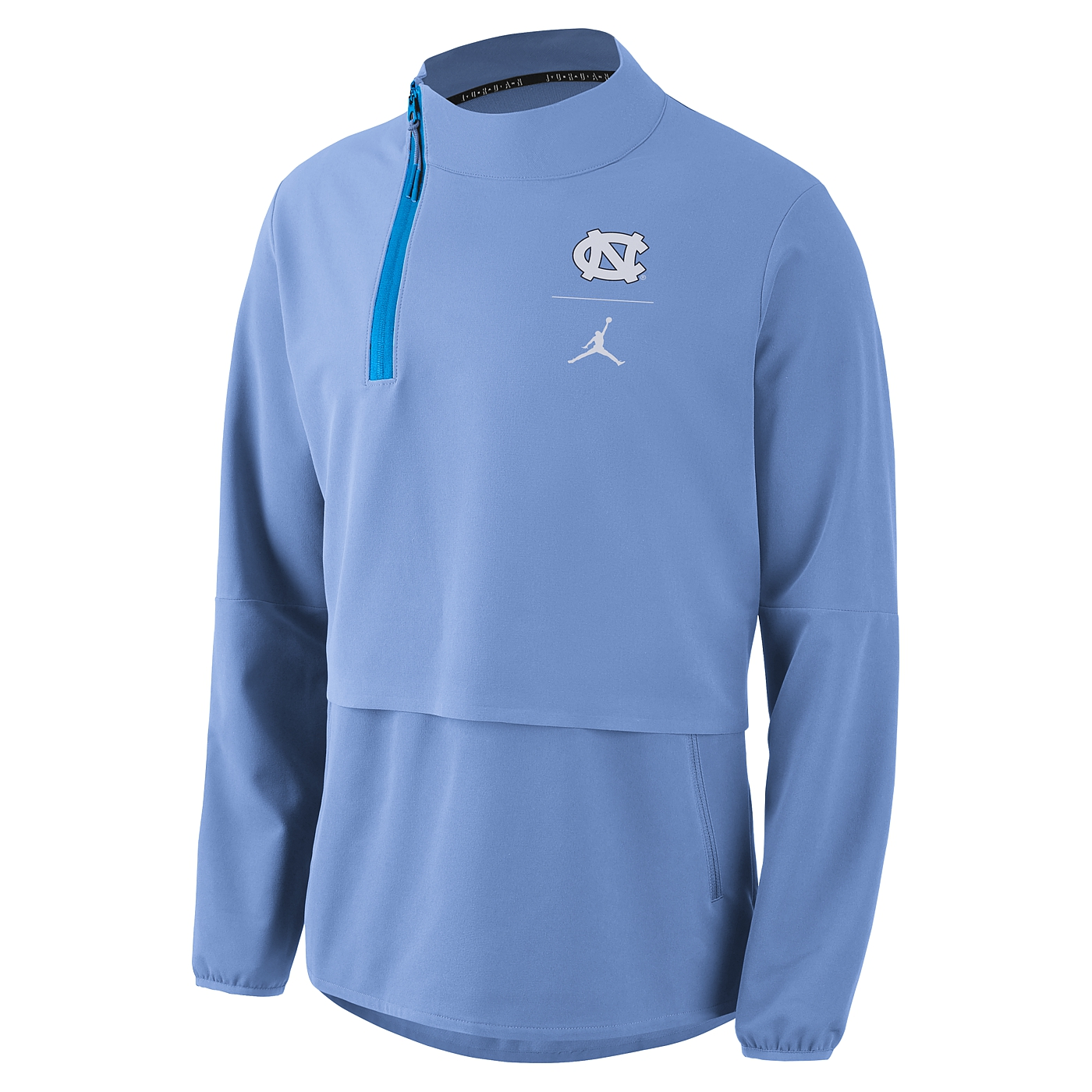 6bb475f05546 Johnny T-shirt - North Carolina Tar Heels - Nike Jumpman Tech 1 4-Zip  Jordan Jacket (CB) by Nike