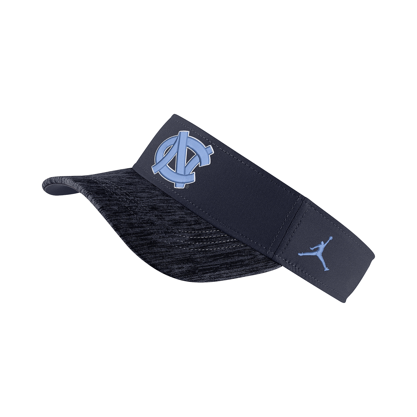 purchase cheap aab61 732f9 Johnny T-shirt - North Carolina Tar Heels - Our Newest Items - Nike Jumpman  Sideline Aerobill Visor (Navy) by Nike