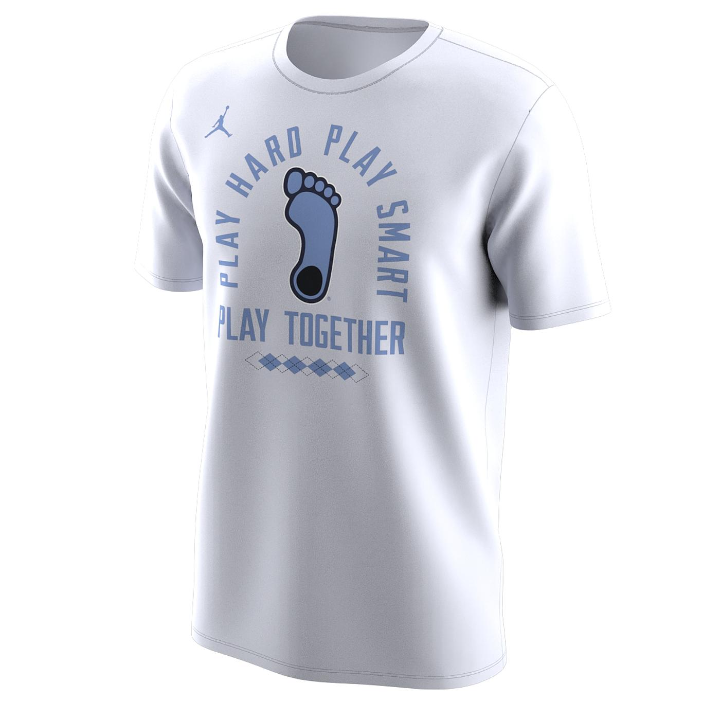 328d04799d Johnny T-shirt - North Carolina Tar Heels - Nike Play Hard