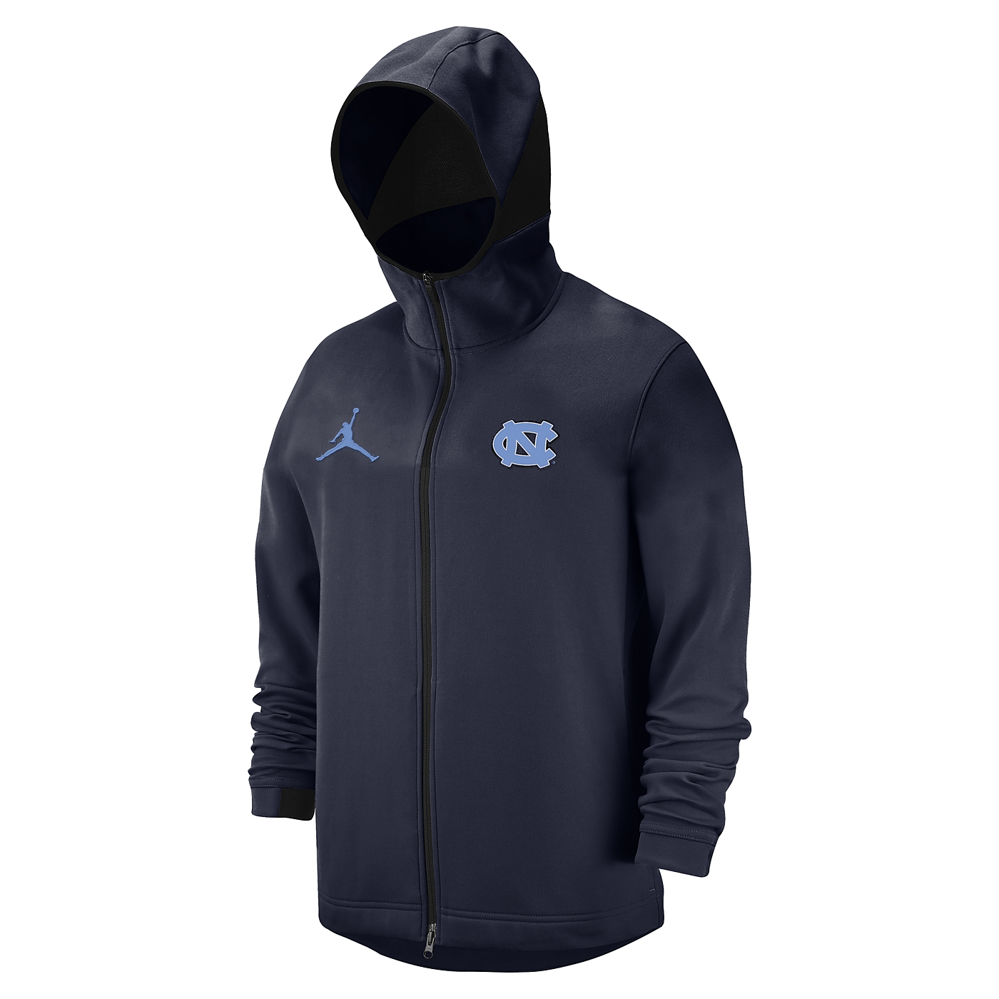 0665bb492dc30c Johnny T-shirt - North Carolina Tar Heels - Nike Showtime Full-Zip ...