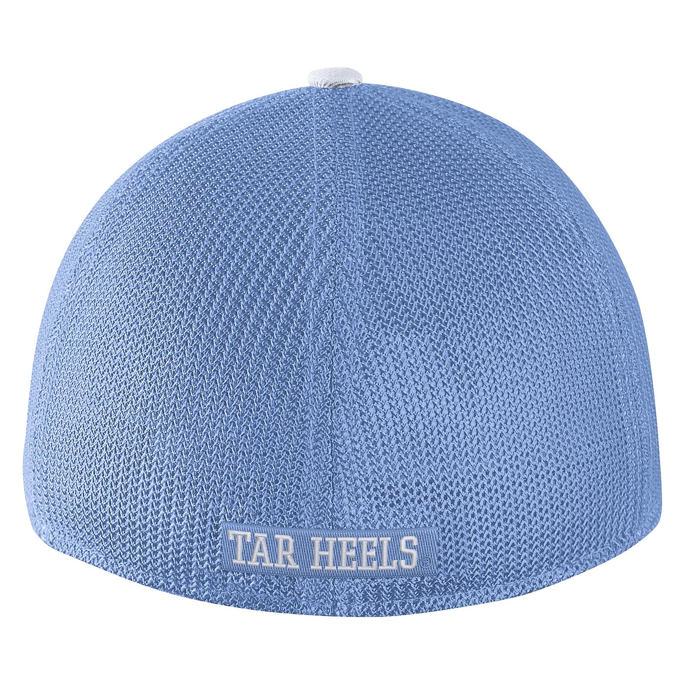 Johnny T-shirt - North Carolina Tar Heels - Nike Ram Head Aerobill  Classic99 Mesh Swoosh Flex Hat (CB) by Nike 93f4cad06a24