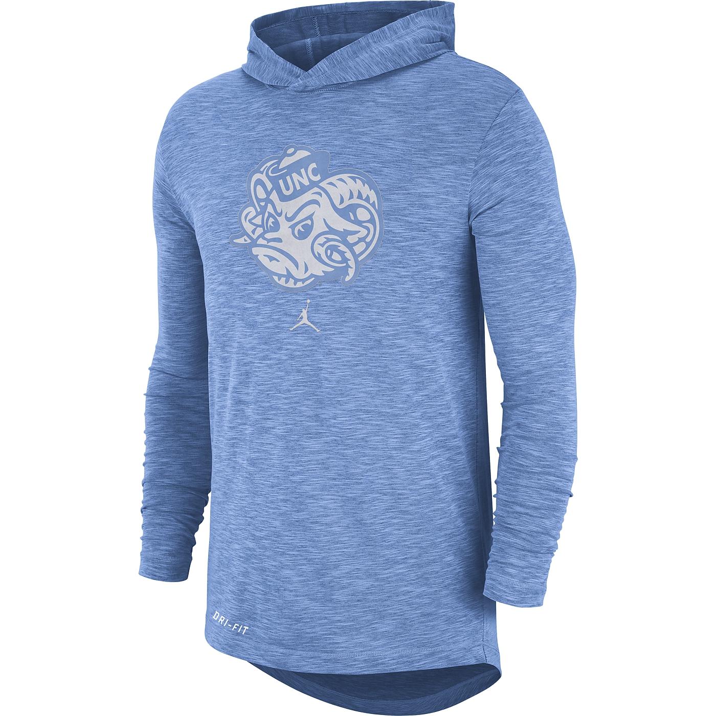 nike l/s hoodie t-shirt
